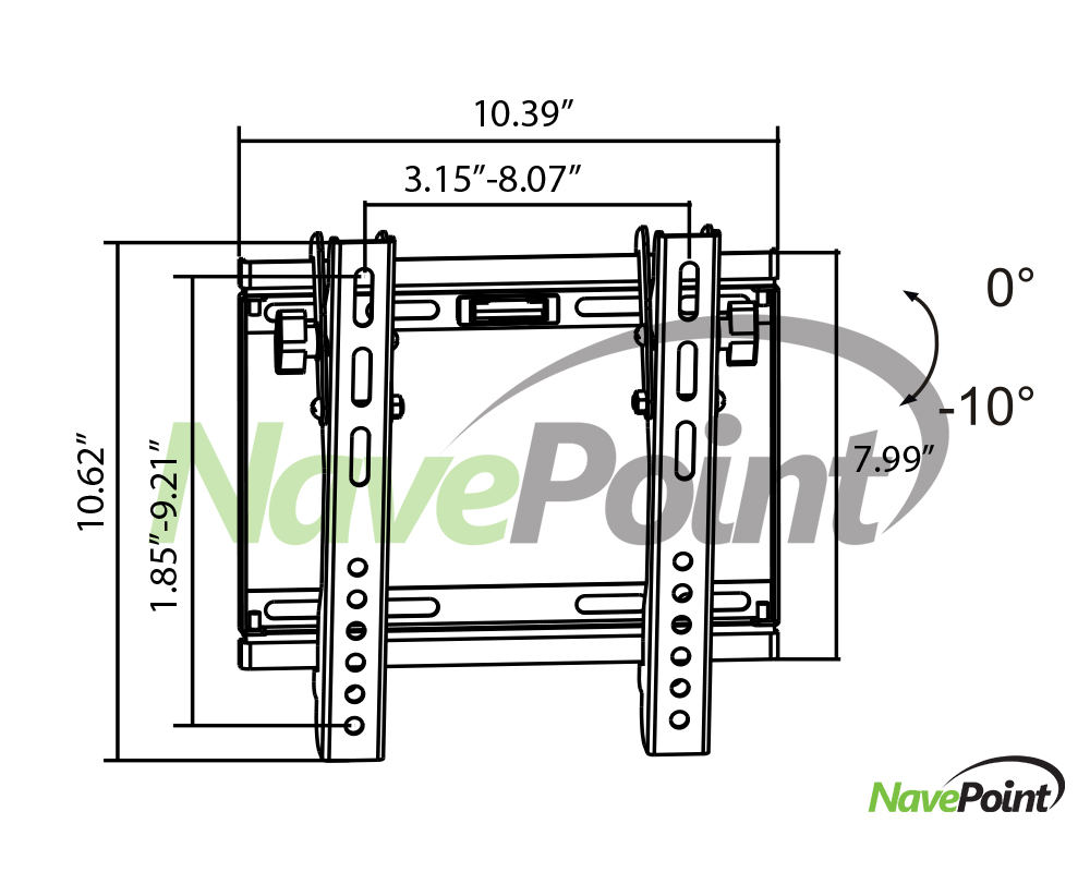 wall mount samsung 32