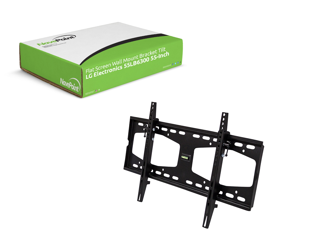 flat screen lg electronics 55 inch tilt tv wall mount bracket 55lb6300. Black Bedroom Furniture Sets. Home Design Ideas