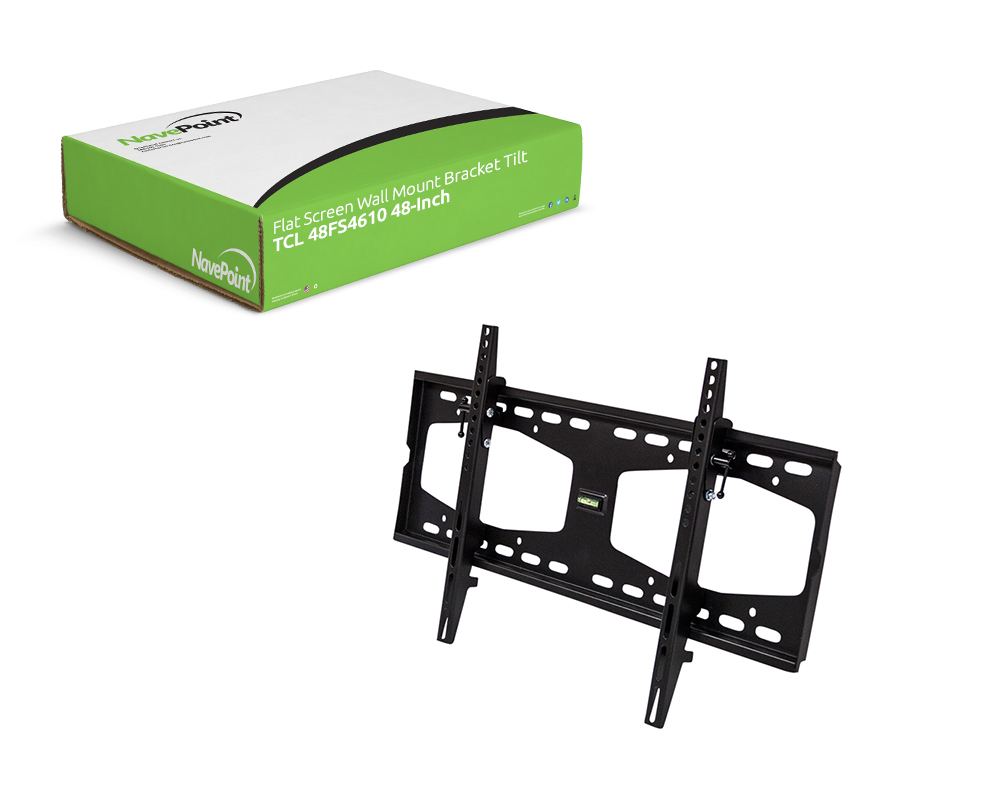 flat screen tcl 48 inch tilt tv wall mount bracket