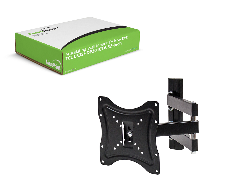 Articulating Tcl Inch Wall Mount Bracket For Hdf Ebay