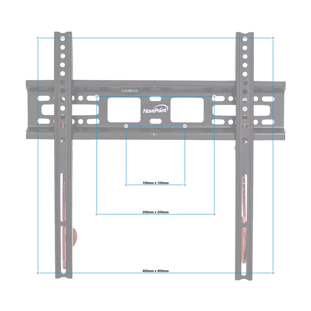 low profile samsung 50 inch smart led tv slim wall mount