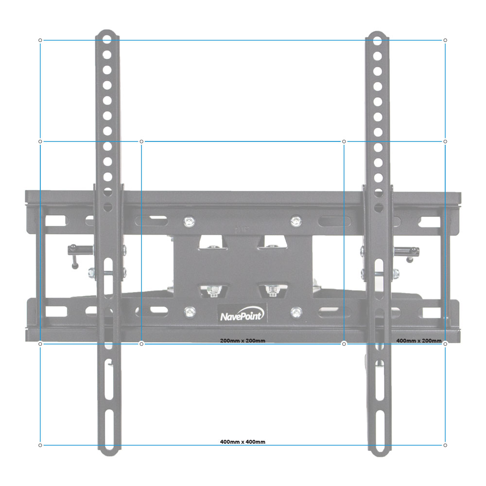 wall mount samsung 50 inch smart led tv tilt slim bracket